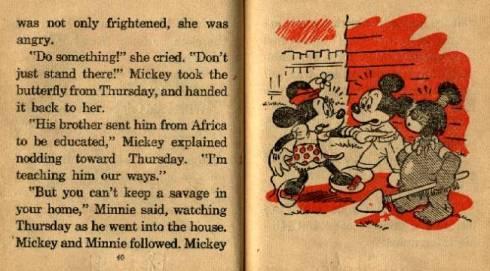 Disney racism essay