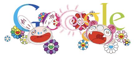 Takashi Murakami-doodle